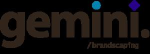 Gemini design brandscaping logo